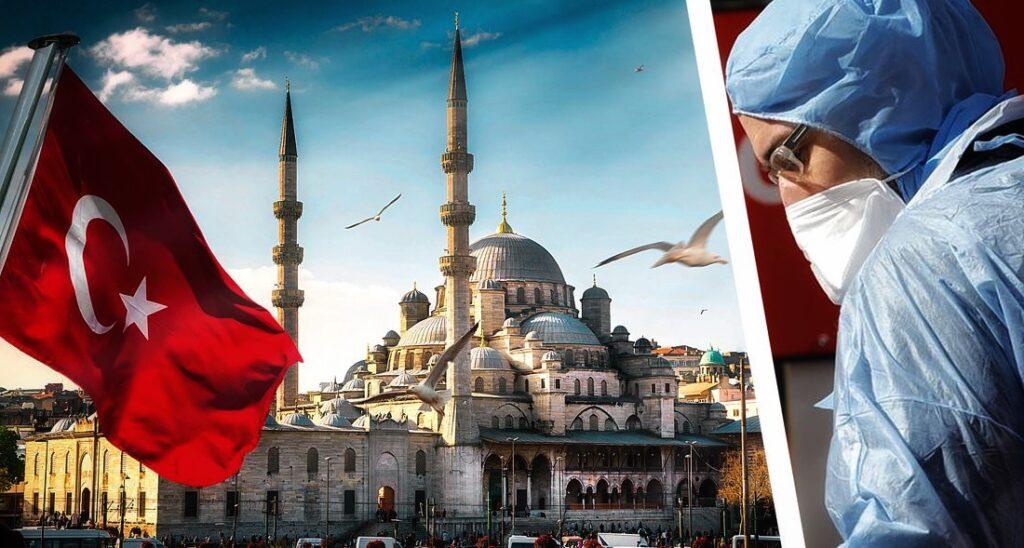 HES-код для путешествия по Турции