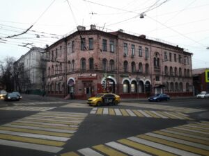Отель Ольховка 1