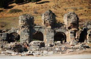Ванны Вариуса в Эфесе 1