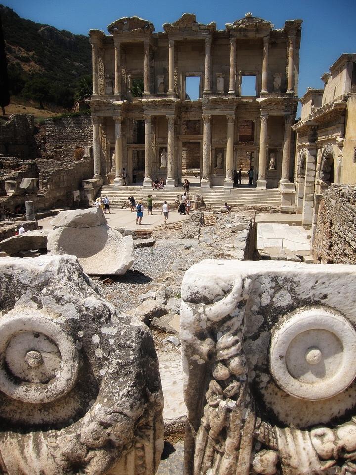Восточная гимназия в Эфесе 3
