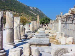 Государственная Агора в Эфесе 3