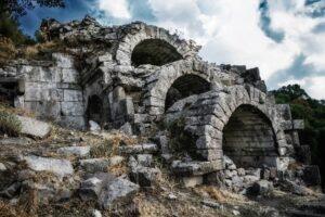 Ванны Вариуса в Эфесе 3
