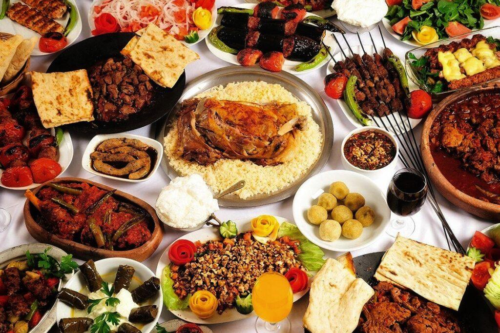 Турецкая кухня 1