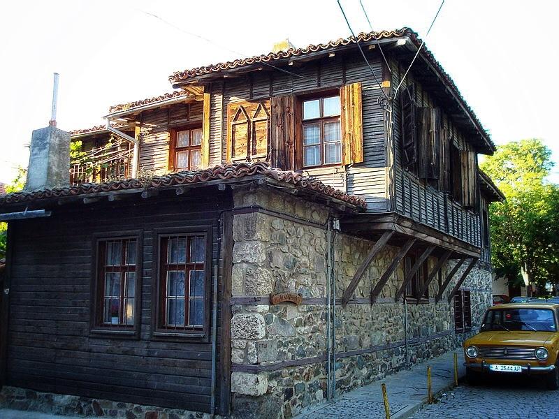 Традиционные дома Турции 2
