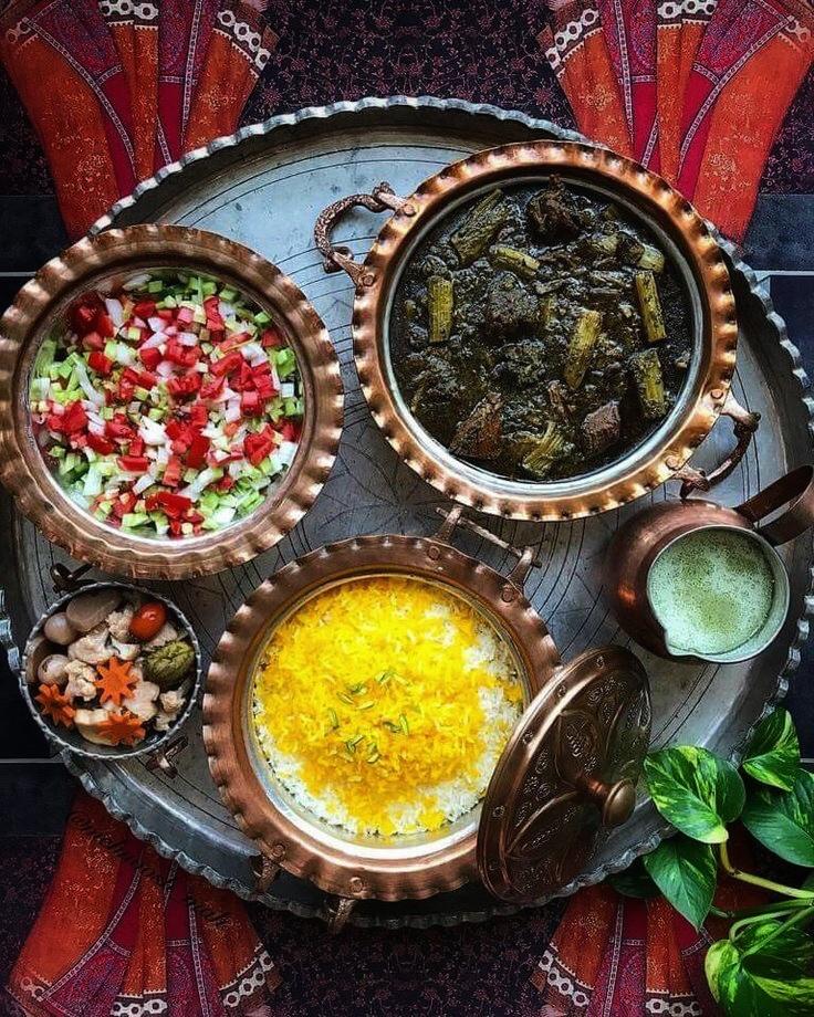Турецкая и Османская кухня 4