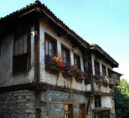 Традиционные дома Турции 1