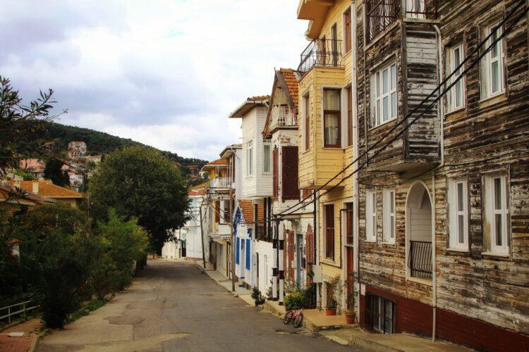 Окраина Стамбула
