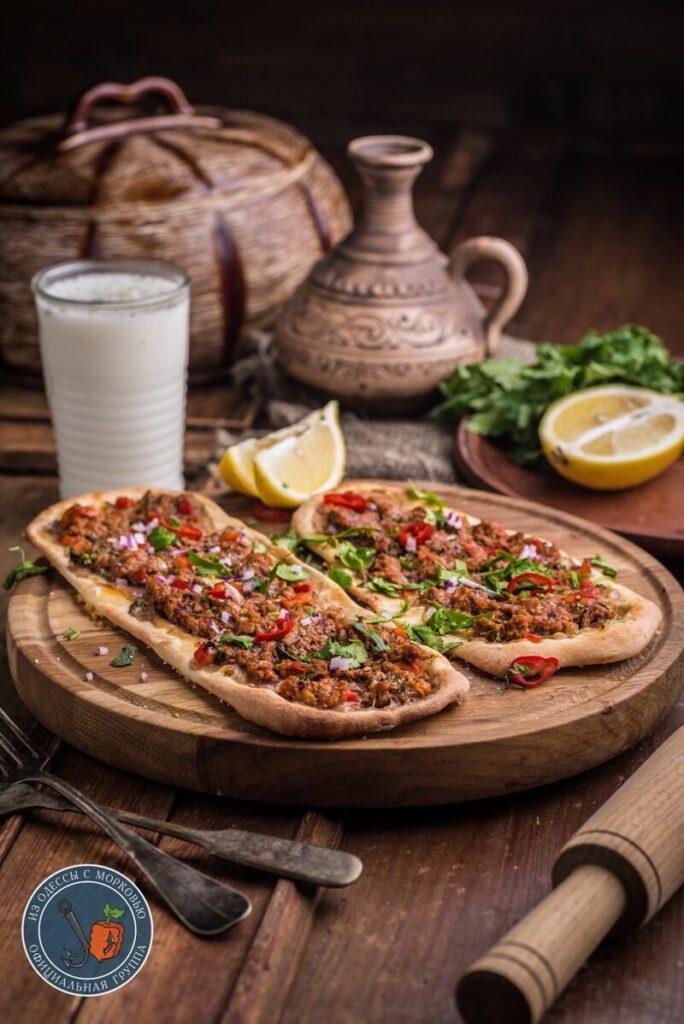 Турецкая и Османская кухня 5