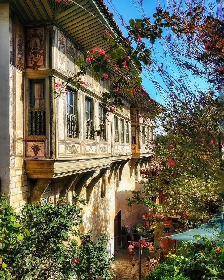 Традиционные дома Турции 4