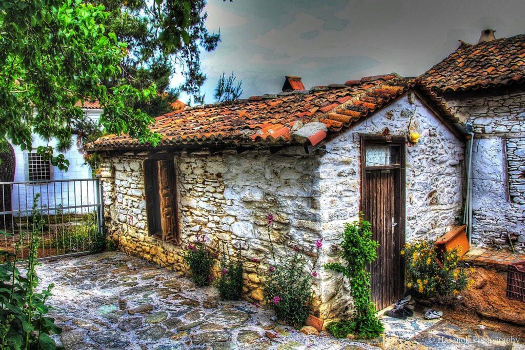 Традиционные дома Турции 5