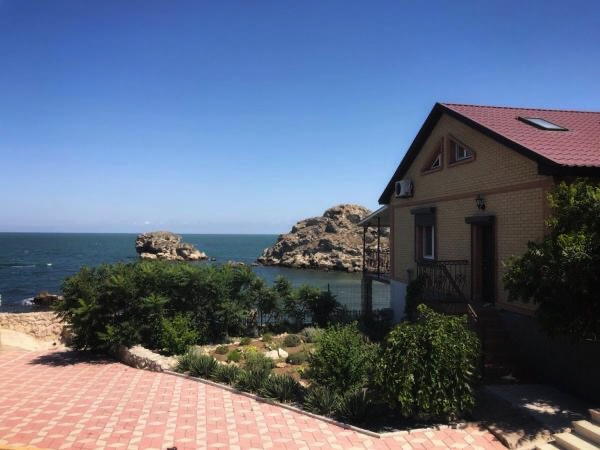 Берег Крыма 3
