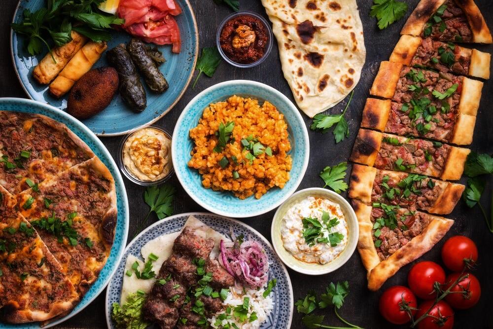 Турецкая и Османская кухня 3