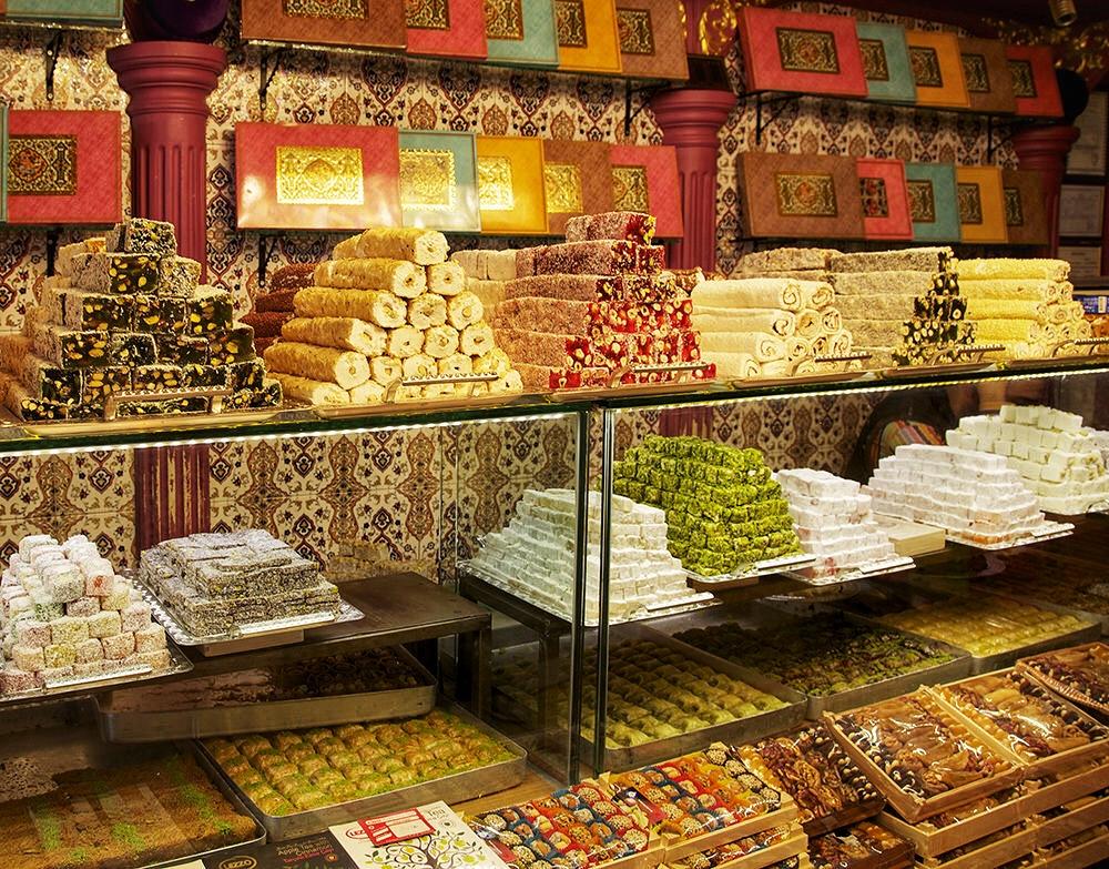 Турецкая и Османская кухня 9