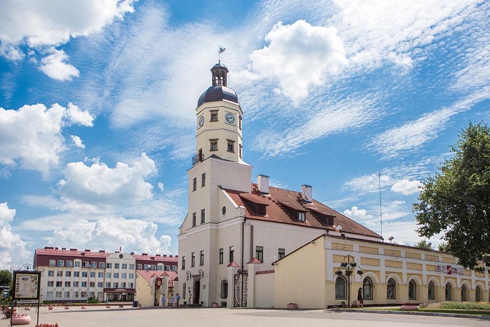 Ратуша в Несвиже Беларусь