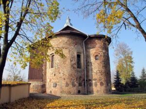 Борисоглебская (Коложская) церковь Беларусь