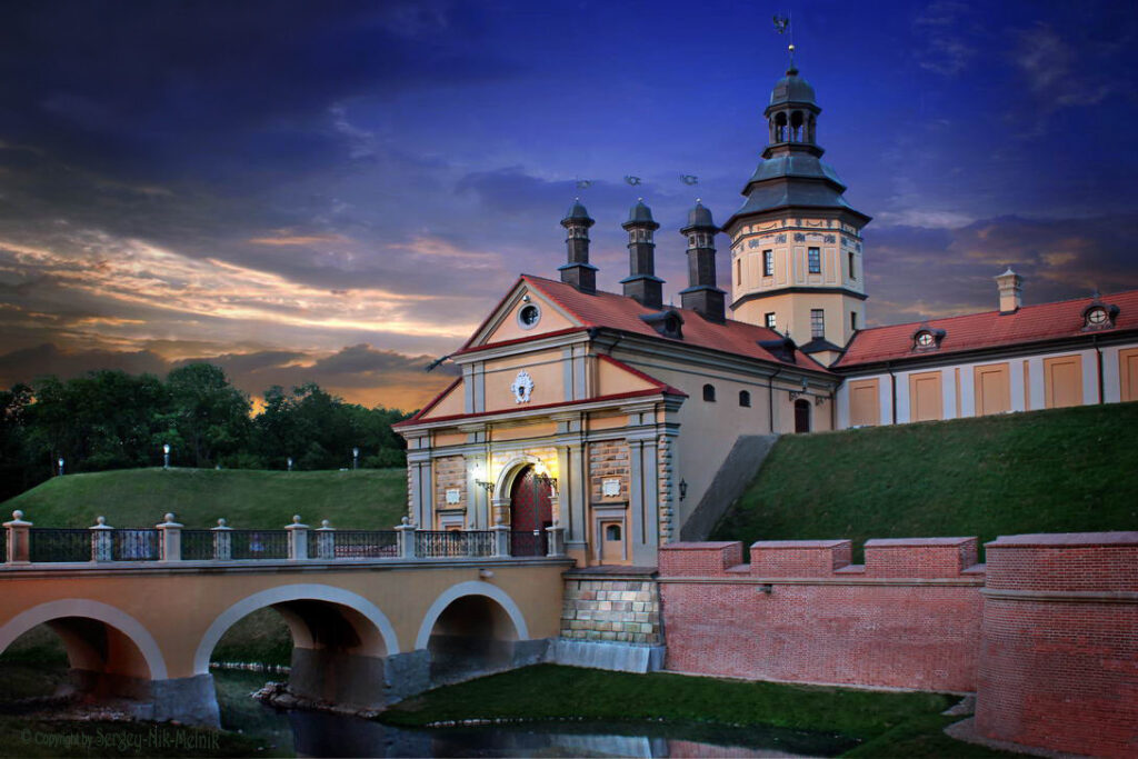 Несвиж и Несвижский замок Беларусь