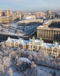 Достопримечательности Новосибирска 1