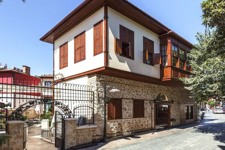 типы турецких домов