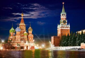 Путеводитель по лучшим местам Москвы