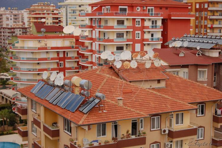 Солнечные батареи в Турции