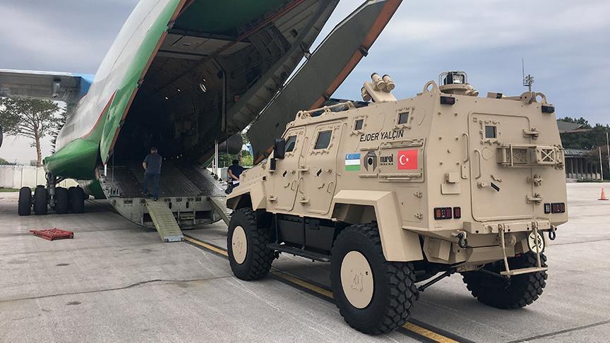 Турецкая оборонная промышленность