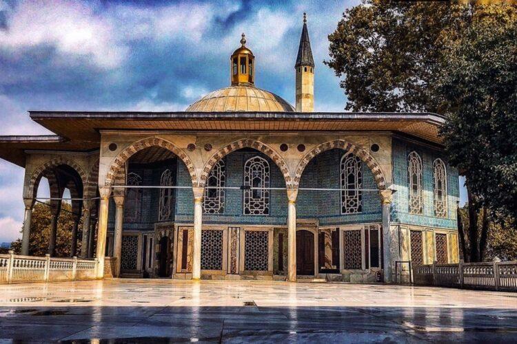 Багдадский павильон Топкапы 1