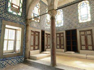 Библиотека Ахмеда III 2
