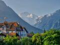 Регион Юнгфрау, Интерлакен Швейцария