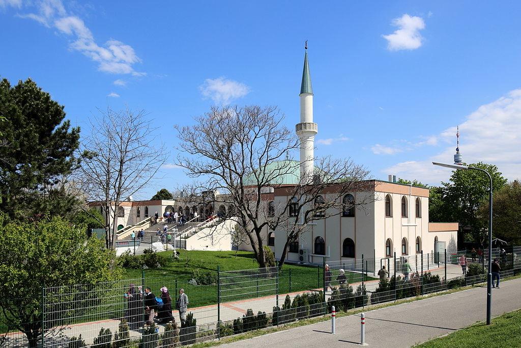 Мечеть в вене